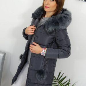 15797de413a40a damskie kurtki zimowe - Kessi Butik