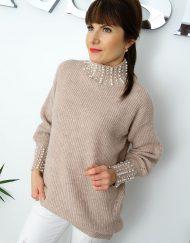 Sweter-damski-koraliki