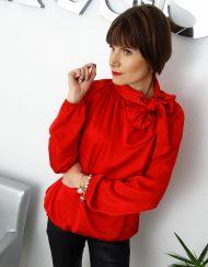 bluzka-damska-kokarda-red