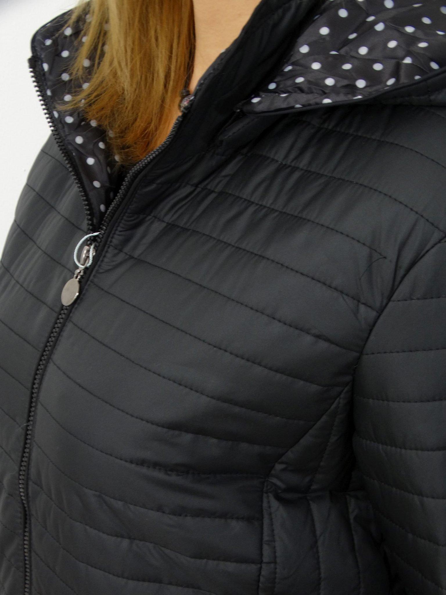 kurtka wiosenna damska pikowana rozm 46
